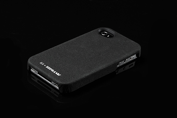Image of SUPRA x HEX Case for iPhone 4/4S
