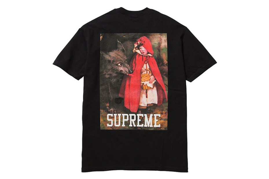 Image of Supreme 2012 Fall/Winter T-Shirt Collection