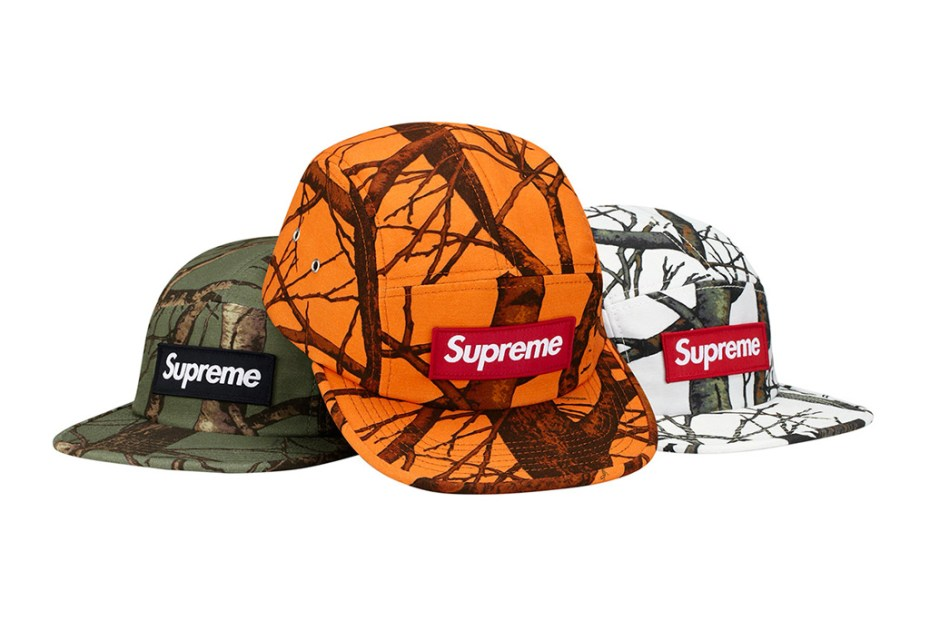 Image of Supreme 2012 Fall/Winter Headwear Collection