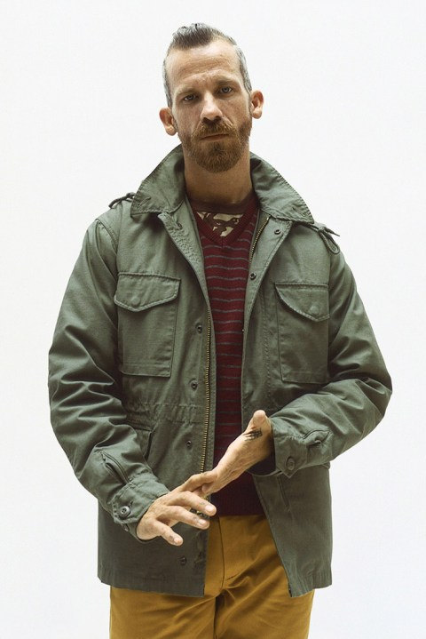 Image of Supreme 2012 Fall/Winter Lookbook
