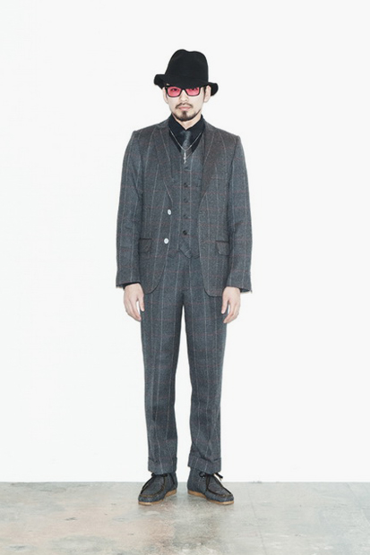 "Image of SWAGGER 2012 Fall/Winter ""Trash Town"" Collection"