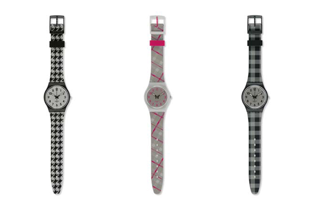Image of Swatch Gent Patterns Collection