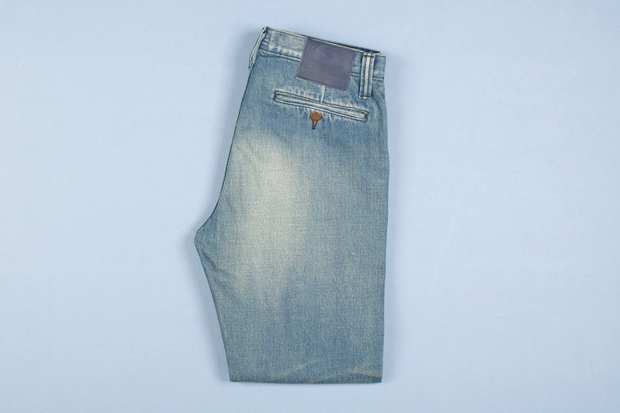 Image of Tenue de Nîmes x Big John Custom Chino