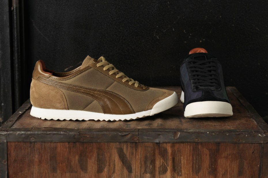 Image of The British Millerain Co. x PUMA The List 2012 Fall/Winter Collection