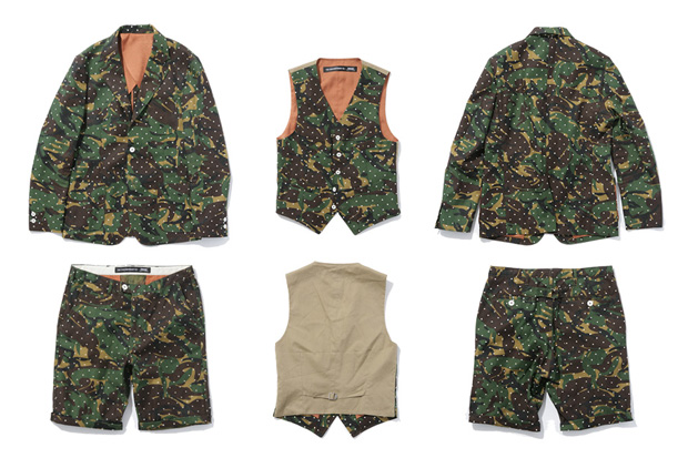 Image of THE CONTEMPORARY FIX x SWAGGER 2012 Fall/Winter Dot Camo Collection