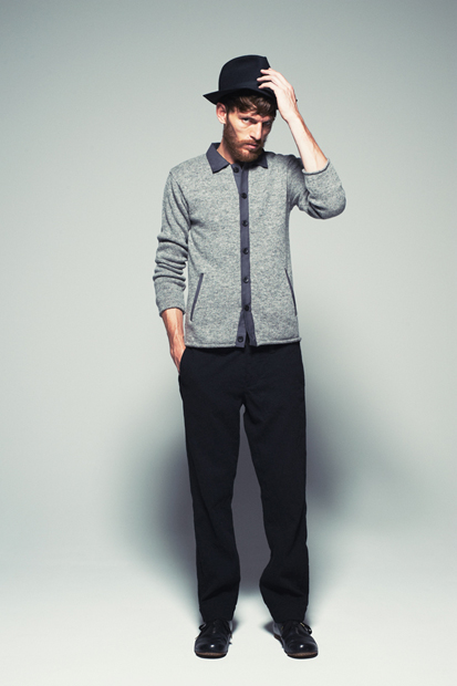 Image of The Letters 2012 Fall/Winter Lookbook