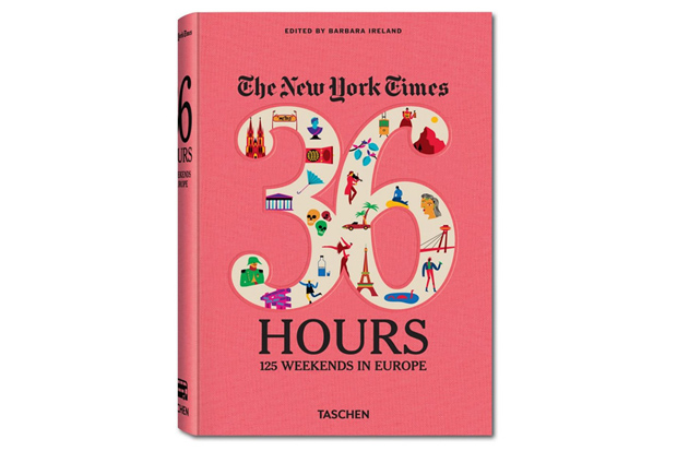 Image of The New York Times, 36 Hours: 125 Weekends in Europe