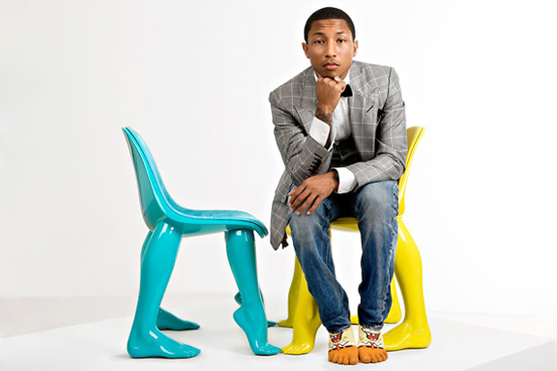 Image of Pharrell Williams' Creative Vision Remains Unchanged