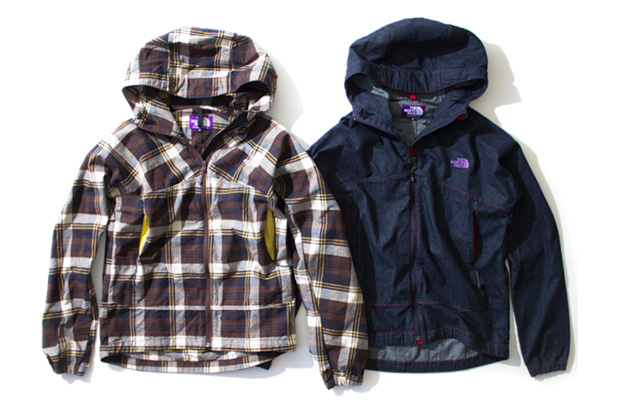 Image of THE NORTH FACE PURPLE LABEL 2012 Fall Swallow Tail Jackets