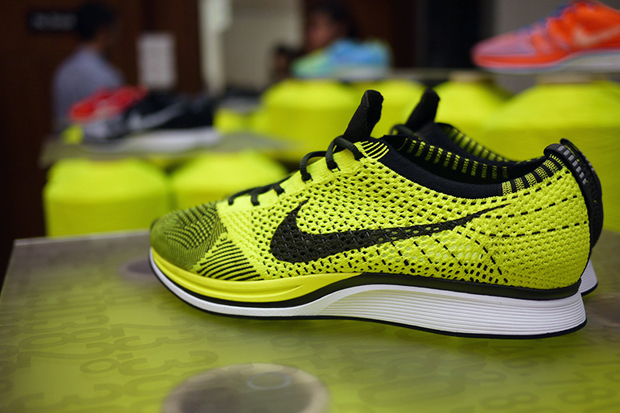 Image of The Review: Nike Flyknit Racers
