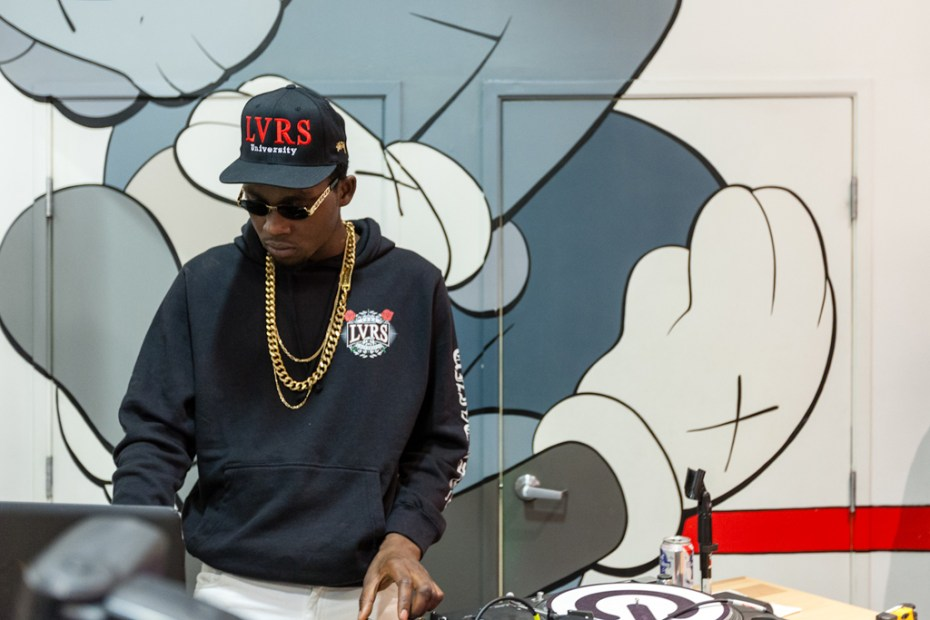 Image of Theophilus London x LVRS x Stussy Capsule Launch Recap