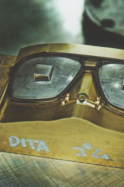 Image of Thom Browne x Dita Eyewear Catalog Behind the Scenes