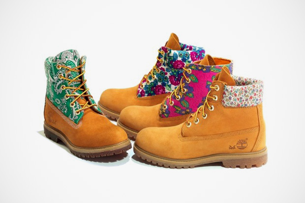 Image of colette x Timberland Nadège Winter Work Boots