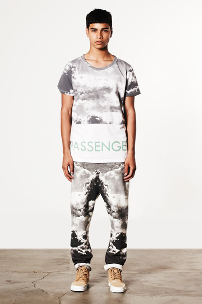 Image of Tourne de Transmission 2013 Spring/Summer Collection