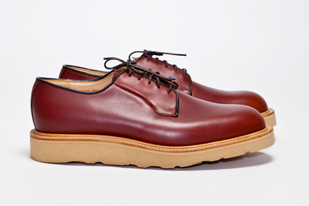 Image of Très Bien Shop x Mark McNairy Derby & Brogue Shoes