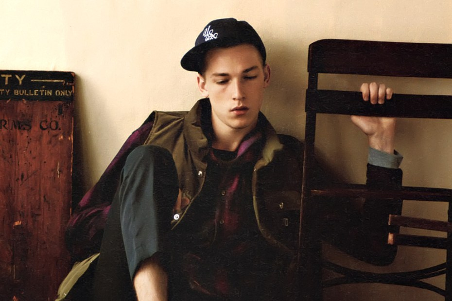 Image of URSUS BAPE 2012 Fall/Winter Collection Editorial