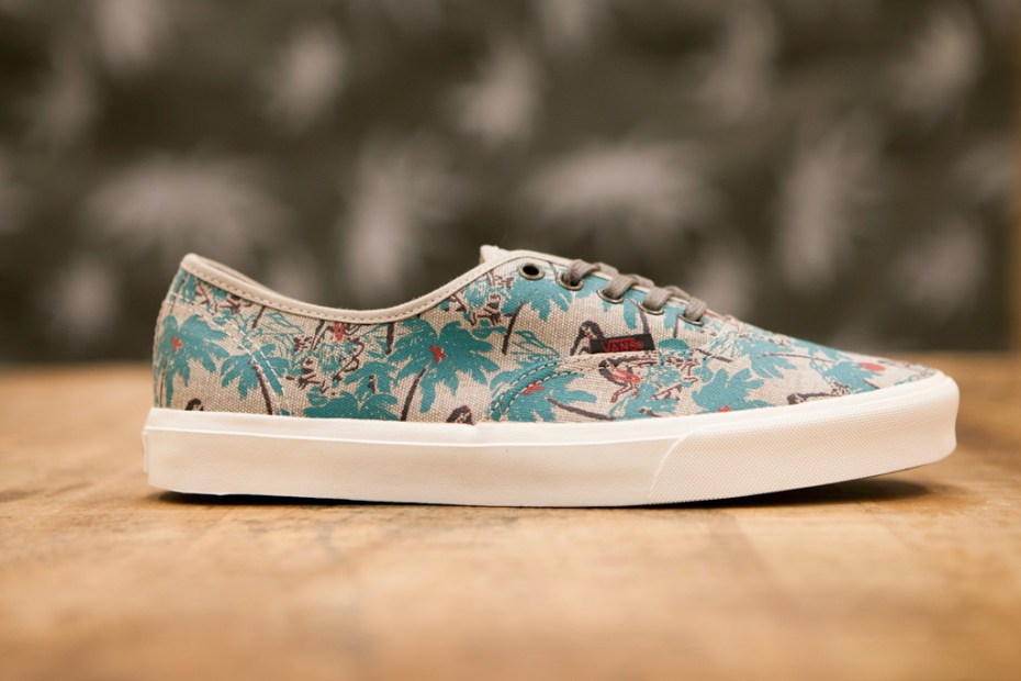"Image of Agenda Long Beach: Vans California 2013 Spring/Summer ""Aloha Camo"" Pack Preview"