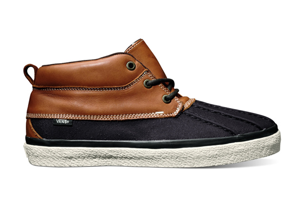 Image of Vans California 2012 Fall Chukka Del Pato CA