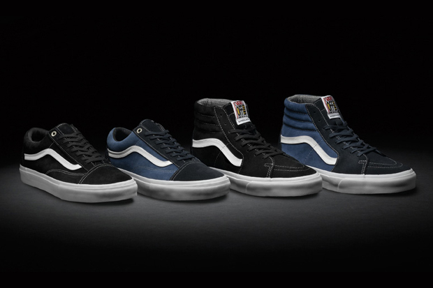 Image of Vans Syndicate Jazz Stripe 35 Pack