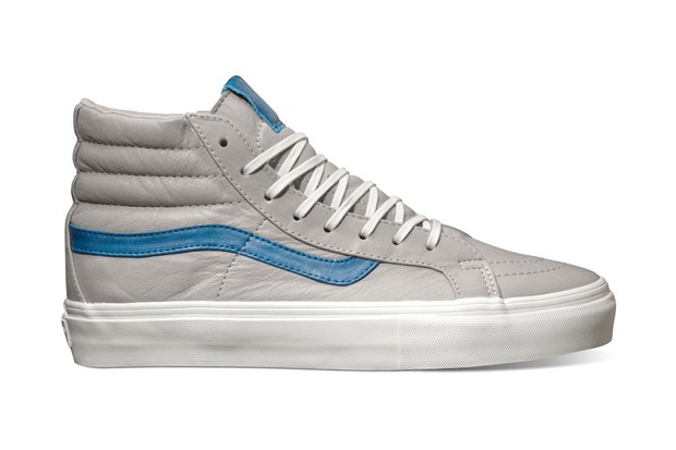 Image of Vans Vault 2012 Fall Italian Leather OG Sk8-Hi LX Pack