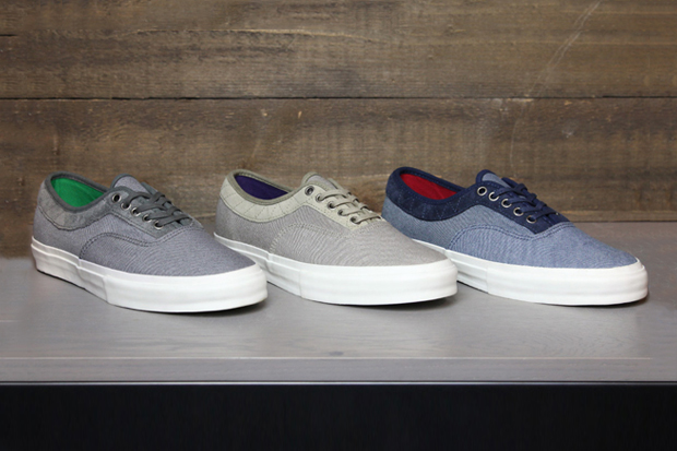 Image of Vans Vault 2012 Authentic Nomad Rand LX
