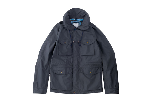 Image of visvim 2012 Fall/Winter 2.5L GORE-TEX PFD Jacket