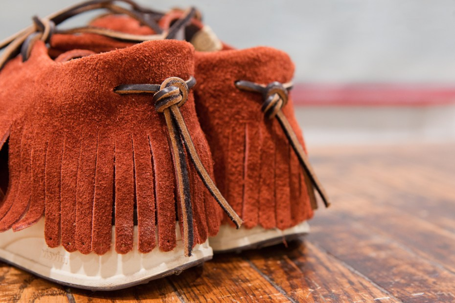 Image of visvim 2012 Fall/Winter FBT SHAMAN JP