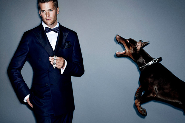 Image of VMAN: Tom Brady and Tom Ford Discuss Love, Life and the Future