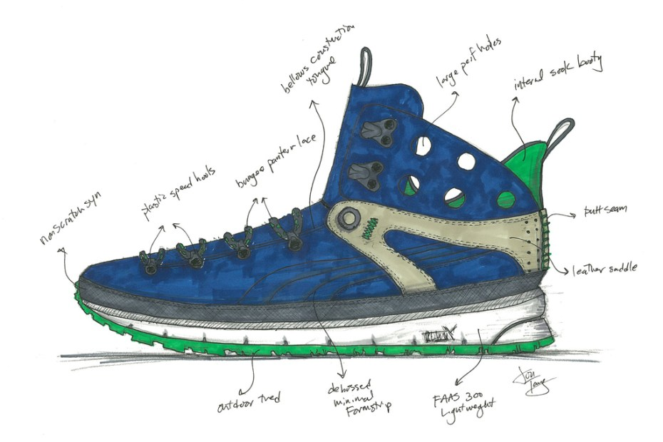 Image of The Job of a Sneaker Designer: PUMA's Jon Tang Discusses the Ins and Outs
