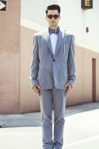 Image of William Watson 2013 Spring Lookbook