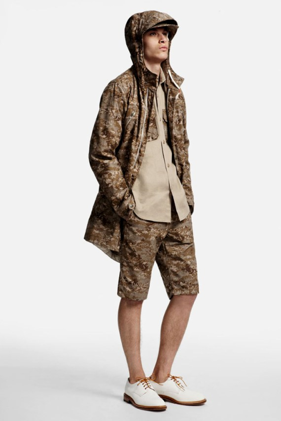 Image of Woolrich Woolen Mills 2013 Spring/Summer Collection