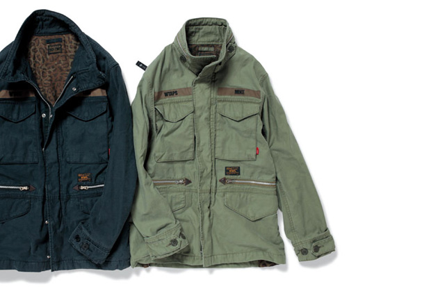 Image of WTAPS 2012 Fall/Winter New Releases