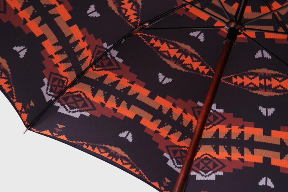 Image of YMC x London Undercover Navajo Umbrella