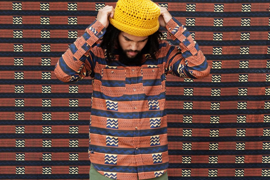 "Image of 10.Deep 2012 Fall ""Outta Bounds and Off Limits"" Delivery 1 Lookbook"
