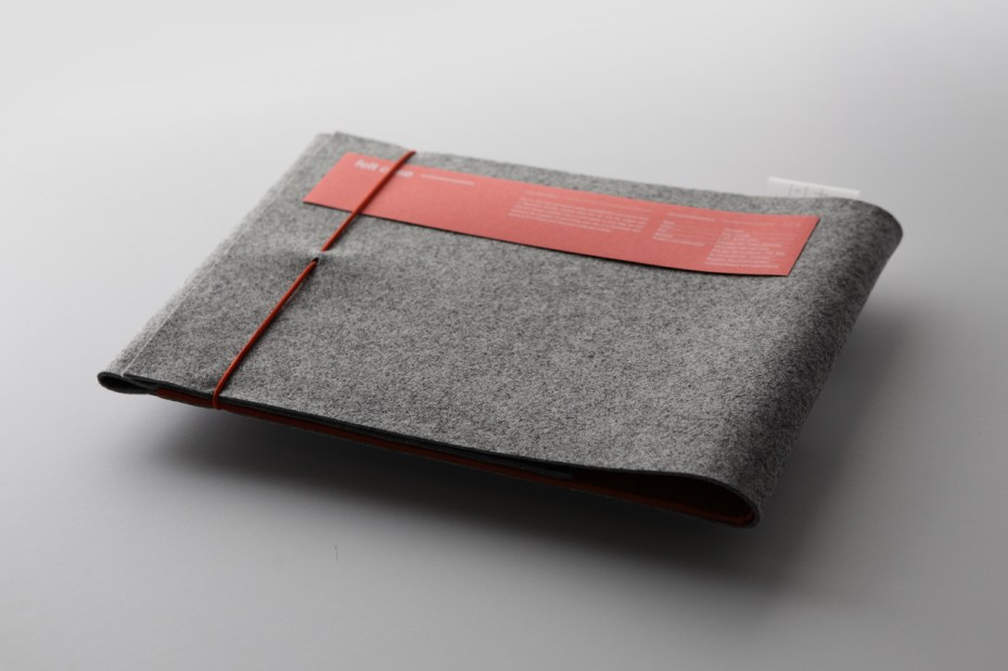 Image of 11+ Felt Case