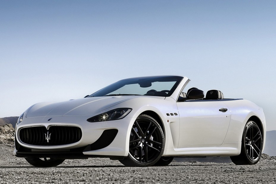 Image of 2013 Maserati GranCabrio MC Stradale