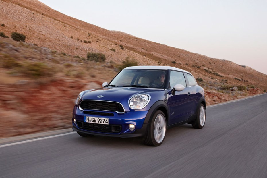 Image of 2013 Mini Cooper Paceman