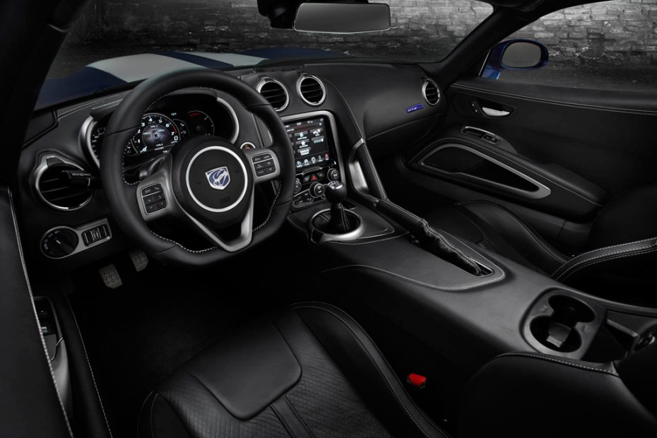 Image of 2013 SRT Viper Gets Initial Price of $97,395 and More Images