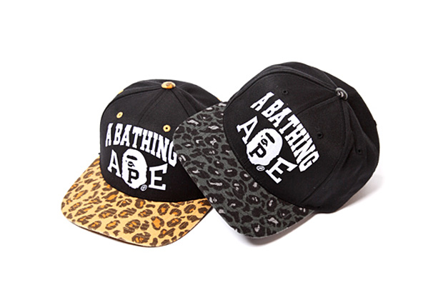 "Image of A Bathing Ape 2012 ""BAPE LEOPARD"" Collection"