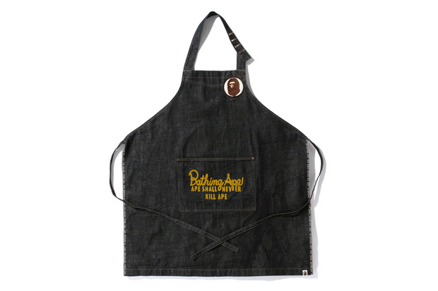 Image of A Bathing Ape 2012 Fall/Winter DENIM CHAMPION APRON