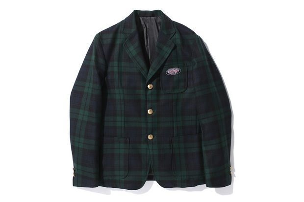 Image of A Bathing Ape 2012 Fall/Winter Jacket Releases