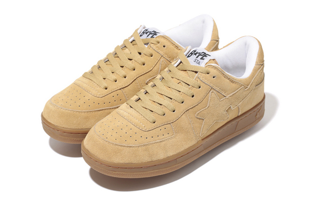 Image of A Bathing Ape Suede Sk8 Sta