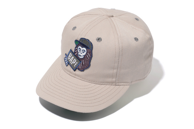 Image of A Bathing Ape x Ebbets Field Flannel Hats
