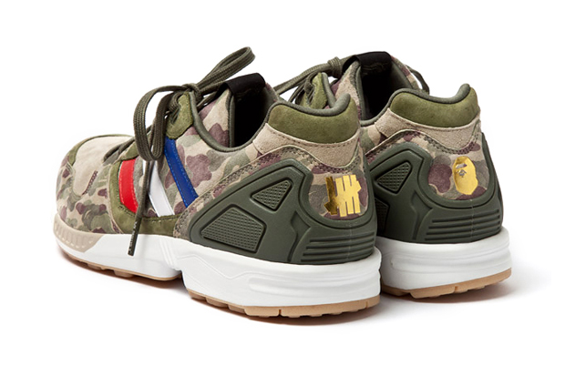 Image of A Bathing Ape x UNDFTD x adidas Consortium ZX5000