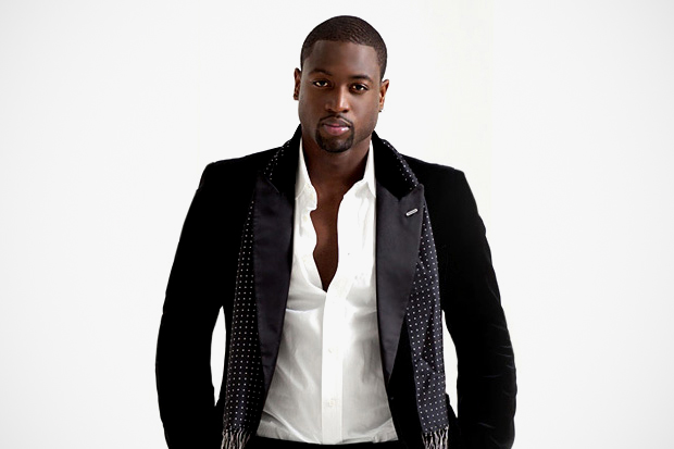 Image of Dwyane Wade Talks Miami Fashion & Style Inspirations