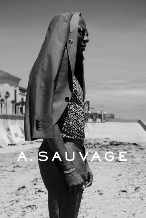 Image of A. Sauvage: On the Road with Yasiin Bey