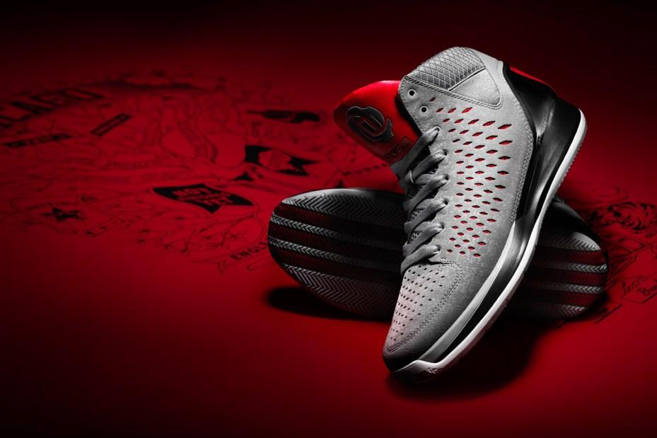 Image of adidas adiZero Rose 3