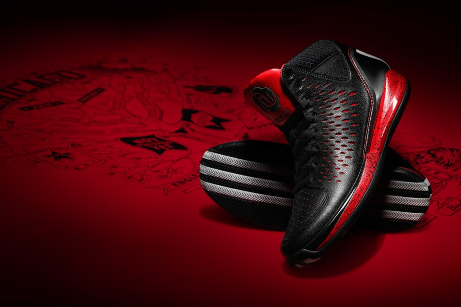 Image of adidas adiZero Rose 3