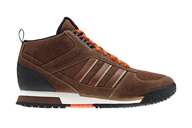 "Image of adidas Originals ZX Trail Mid ""Strong Brown"""