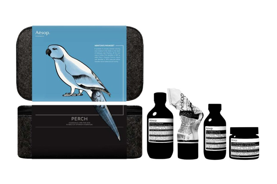 "Image of Aesop ""Bird"" Grooming and Care Kits"